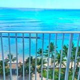 ハワイ新婚旅行!